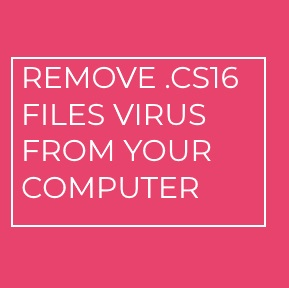 .CS16 file virus Virus remove