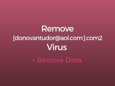 donovantudor-com2-virus ransomware-remove-sensorstechforum