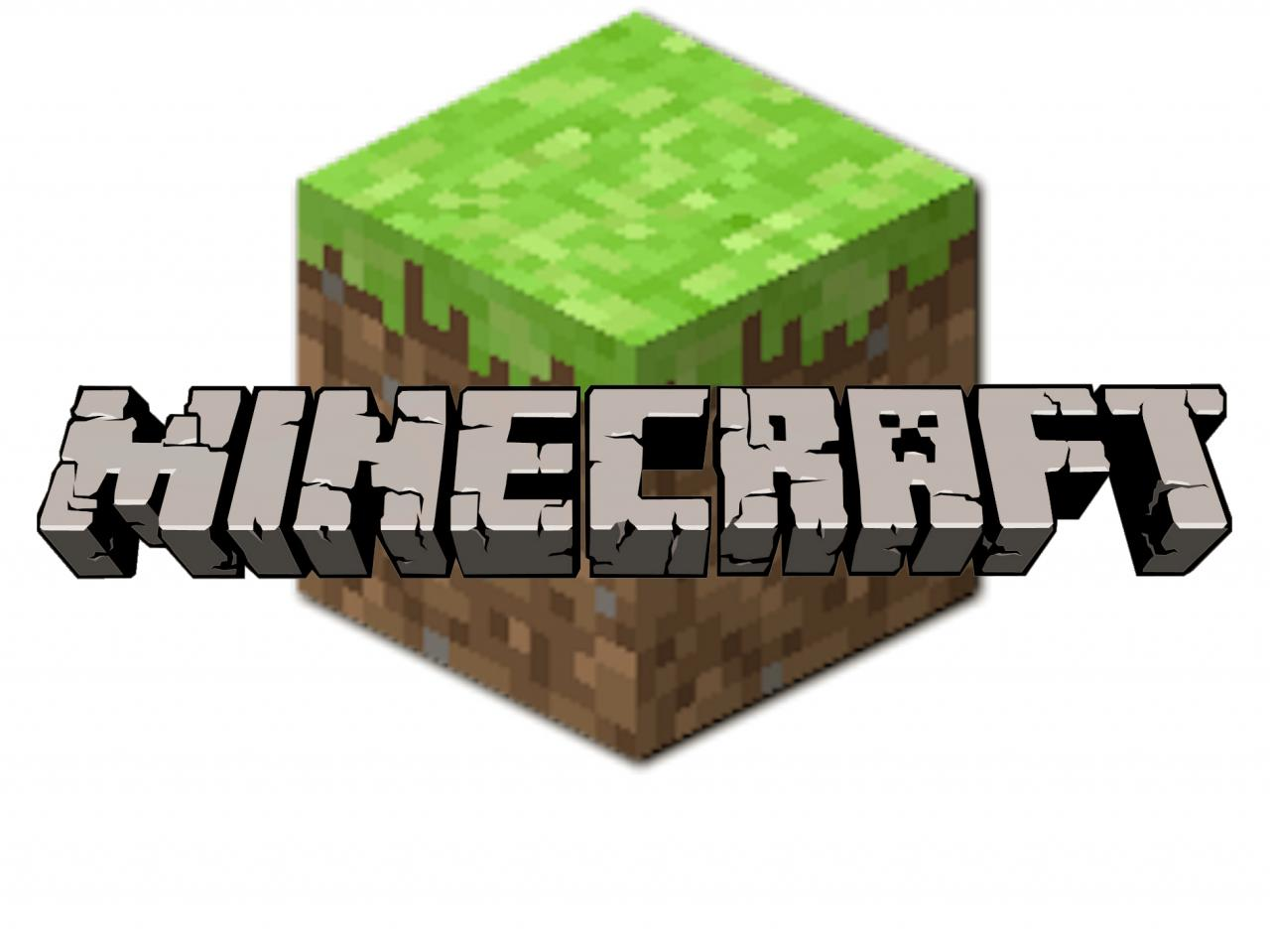 Minecraft virus image