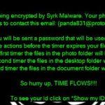.Syrk Files Virus virus remove