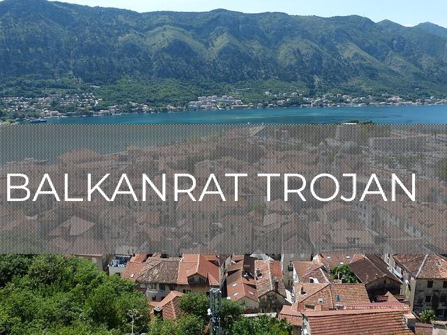 BalkanRAT Trojan image