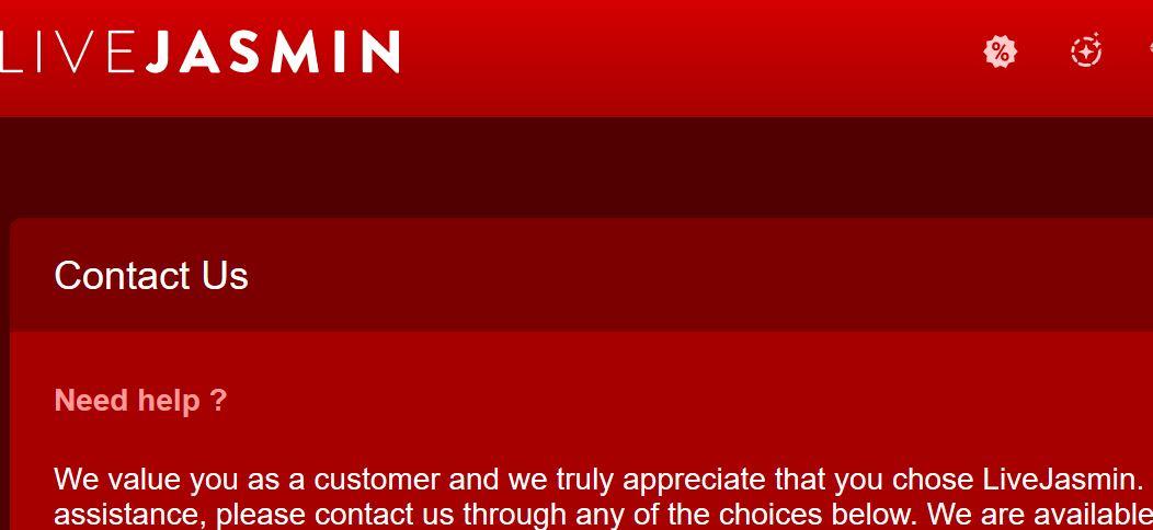 LiveJasmin Phishing Virus image