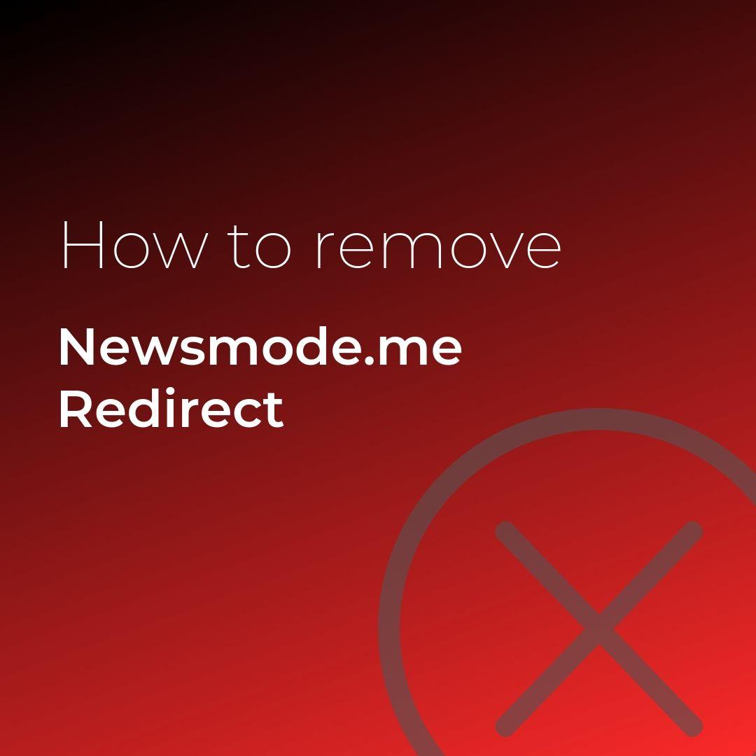 remove-newsmode-me-redirect-advertenties-sensorstechforum