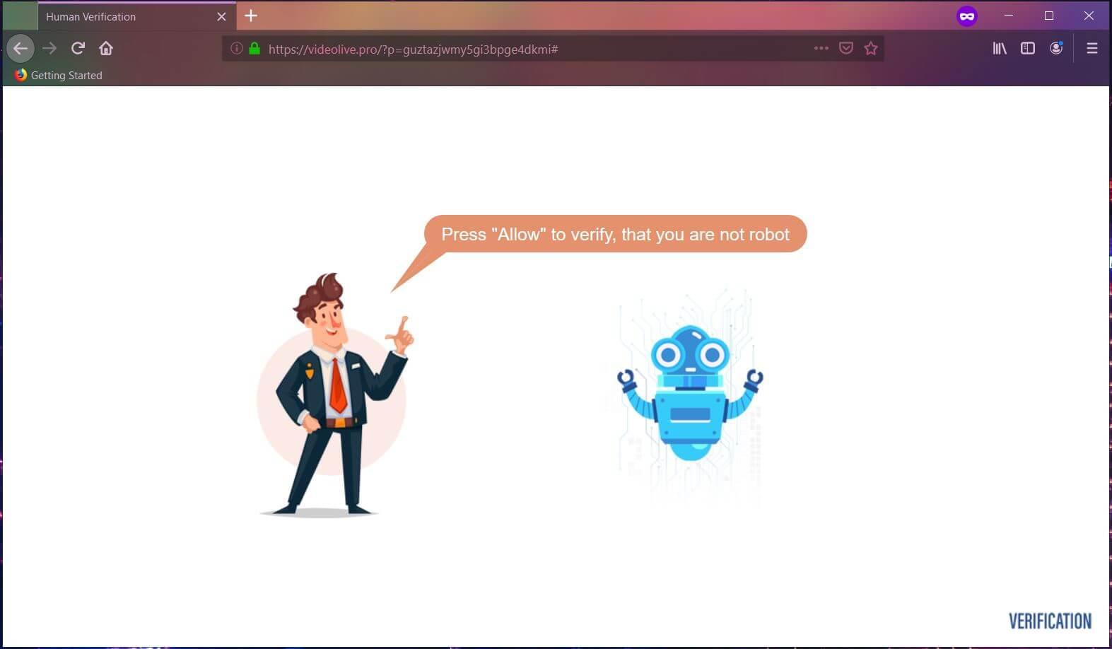 Videolive.pro ads removal guide sensorstechforum