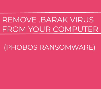 .Barak Virus virus remove