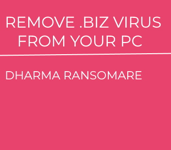 .biz Virus virus remove