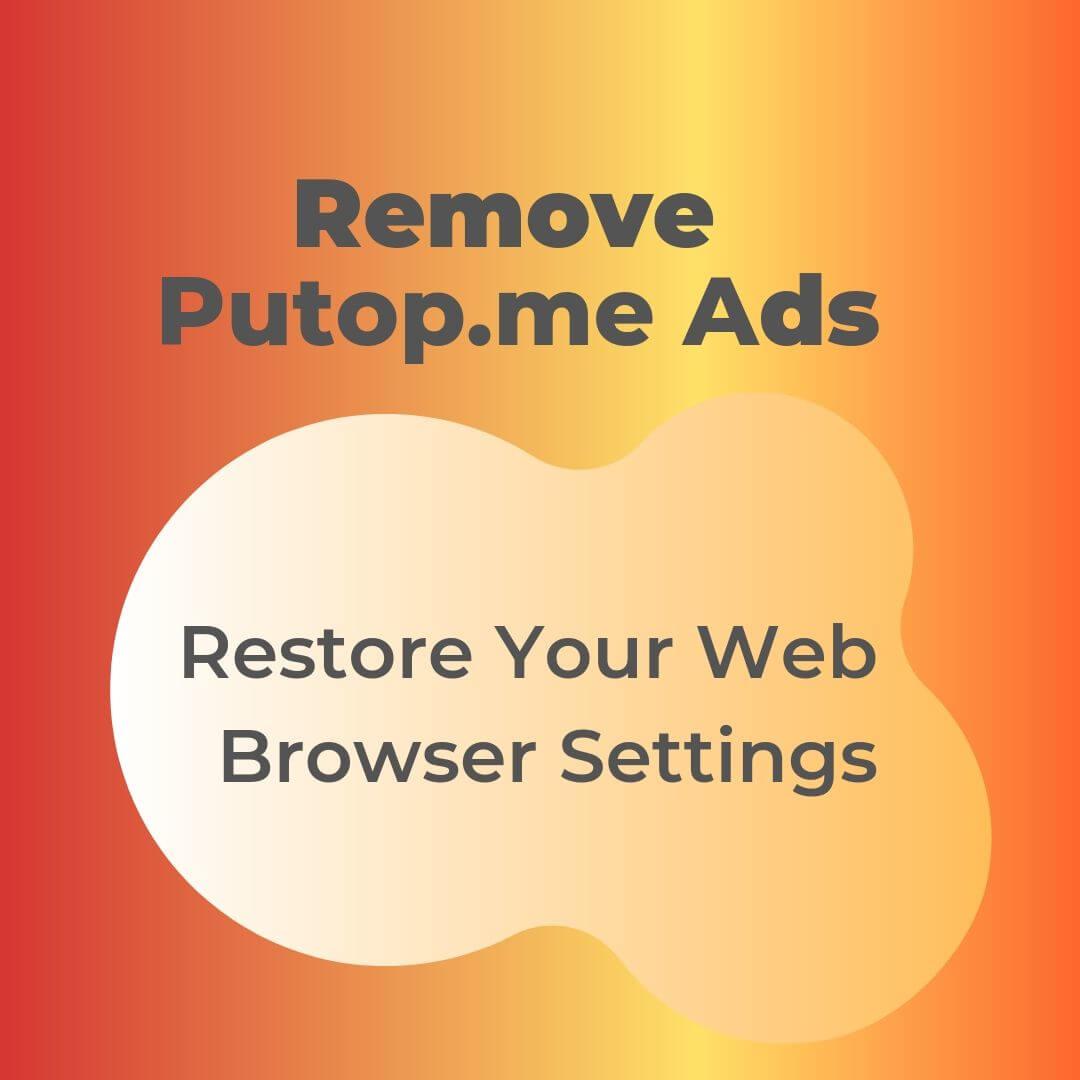 remove-putop-me-ads-sensorstechforum