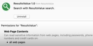 ResultsValue 1.0