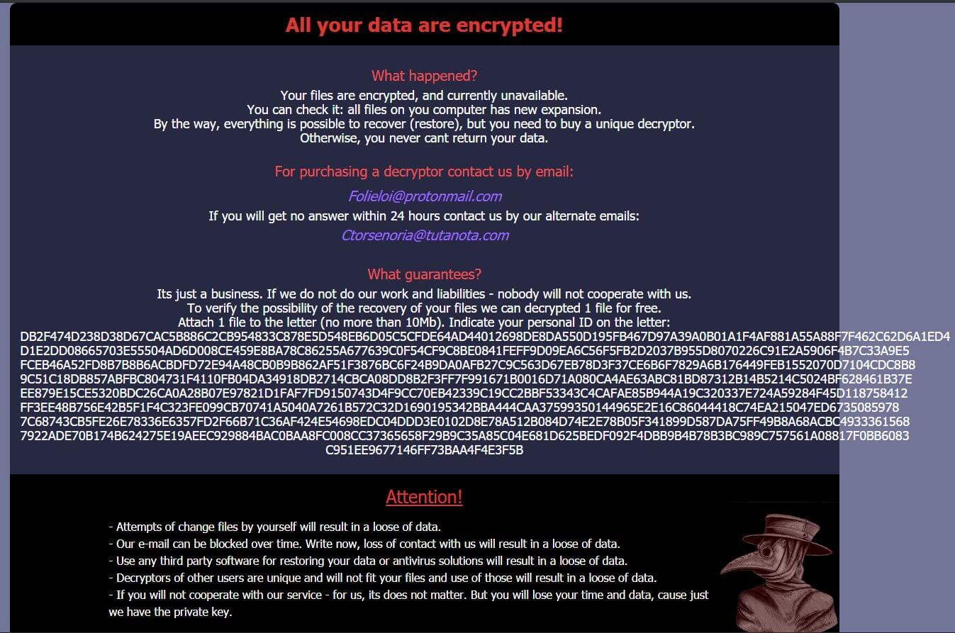 HOW_TO_RECOVER_DATA.html medusalocker Nota di riscatto guida rimozione sensorstechforum ransomware
