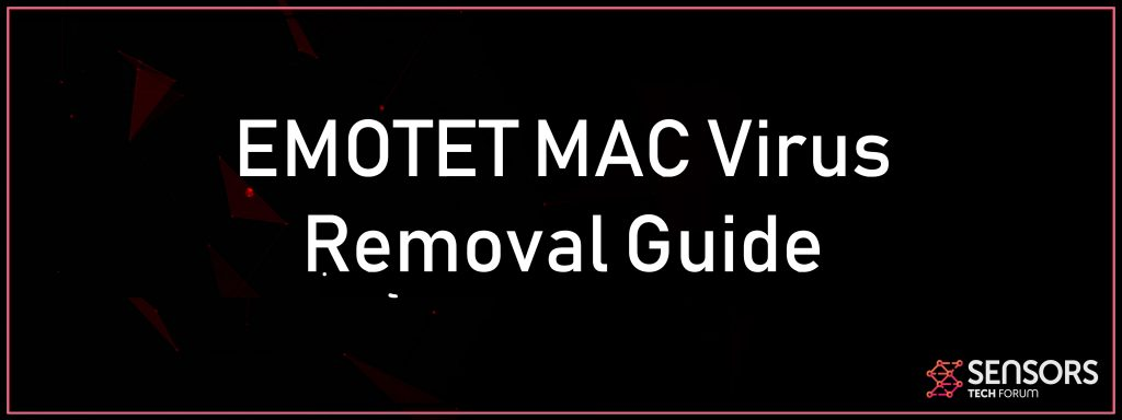 Emotet Virus (Mac) ? How to Remove It (Updated March 2020)