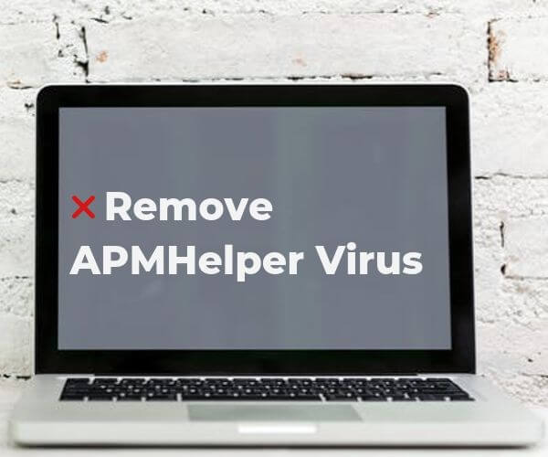 remove APMHelper virus mac sensorstechforum