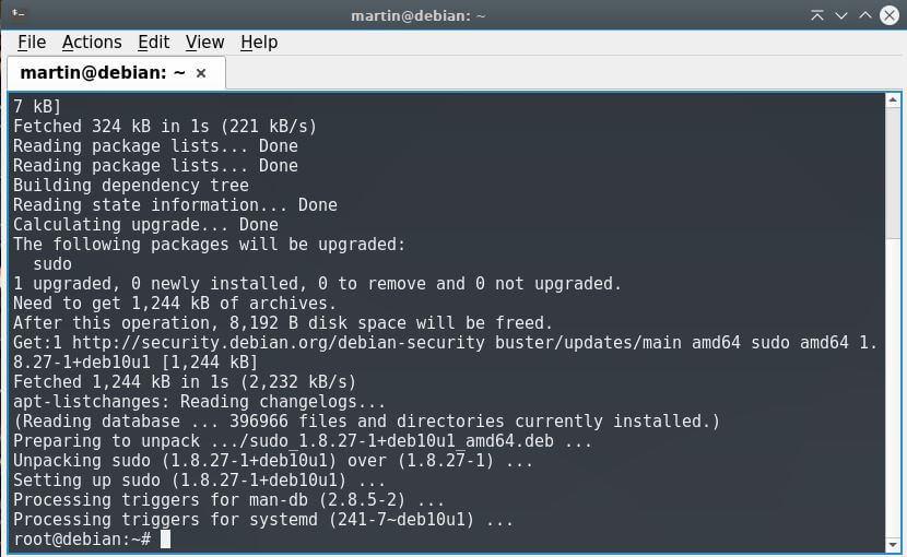 CVE-2019-14.287: Sudo Bug Hiermee kunnen gebruikers met beperkte rechten om opdrachten uit te voeren als root