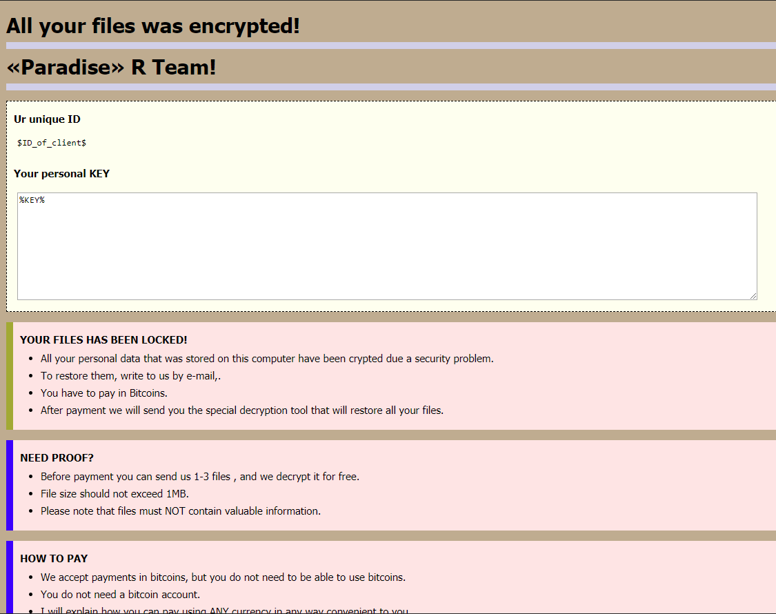worm virus ransomware ransom message wallpaper sensorstechforum