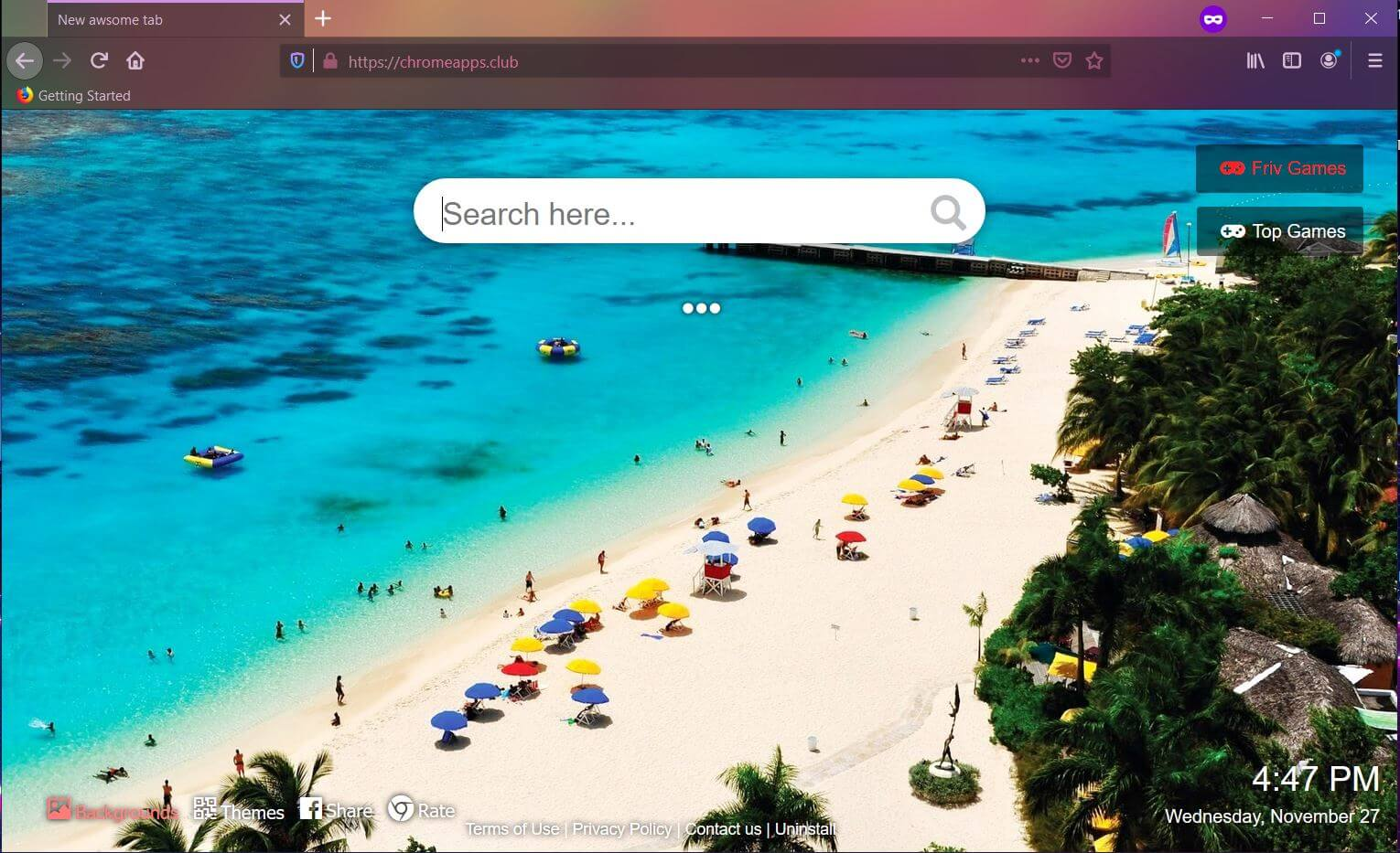 remover Chromeapps.club navegador sequestrador sensorstechforum