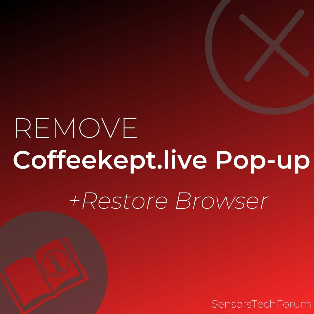 remove Coffeekept.live Pop-up mac virus