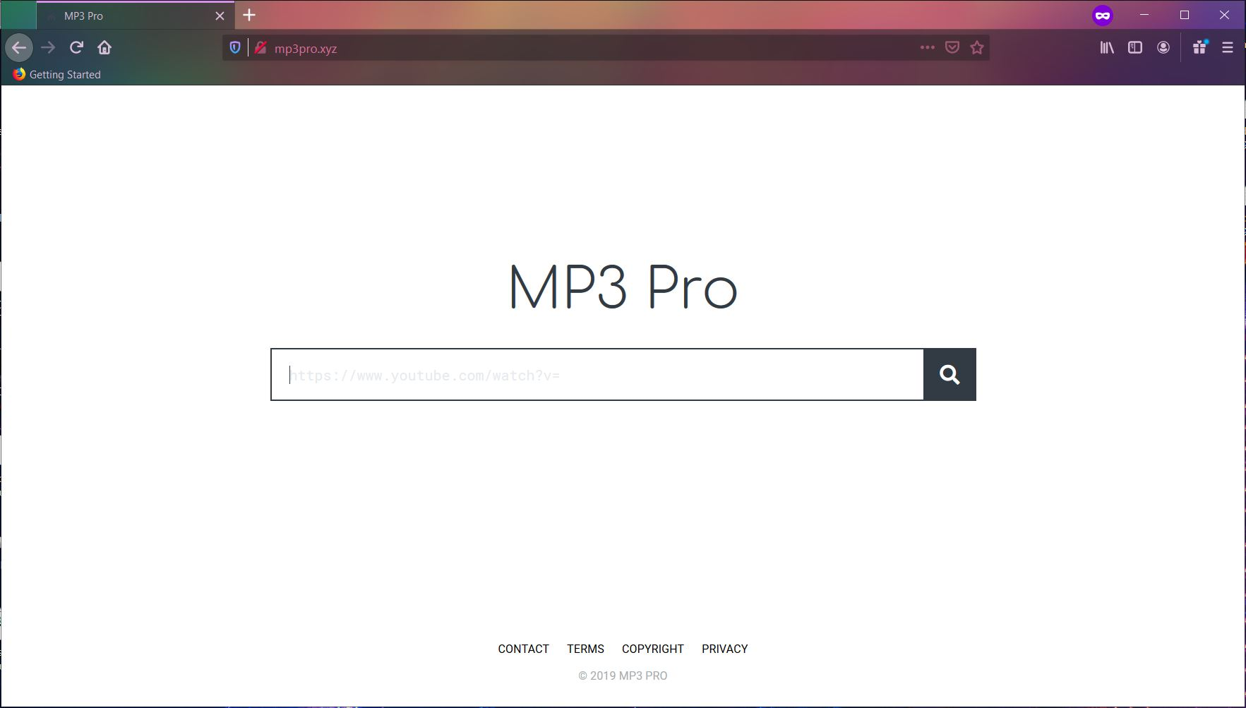 remove mp3pro.xyz hoax search engine sensorstechforum
