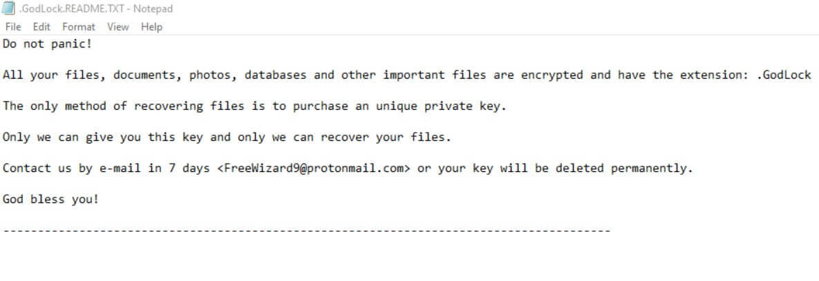 stf-GodLock-virus-file-FreeMe-ransomware-note