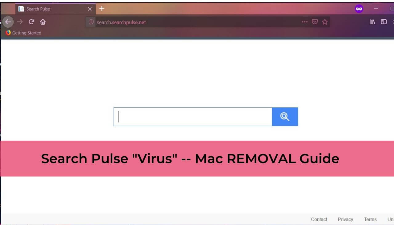 Search Pulse Virus How To Remove From Mac Update April 2020