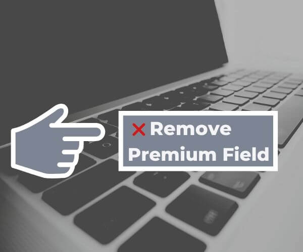 remove Premium Field mac virus sensorstechforum