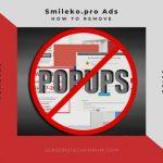 remove Smileko.pro pop-up ads sensorstechforum