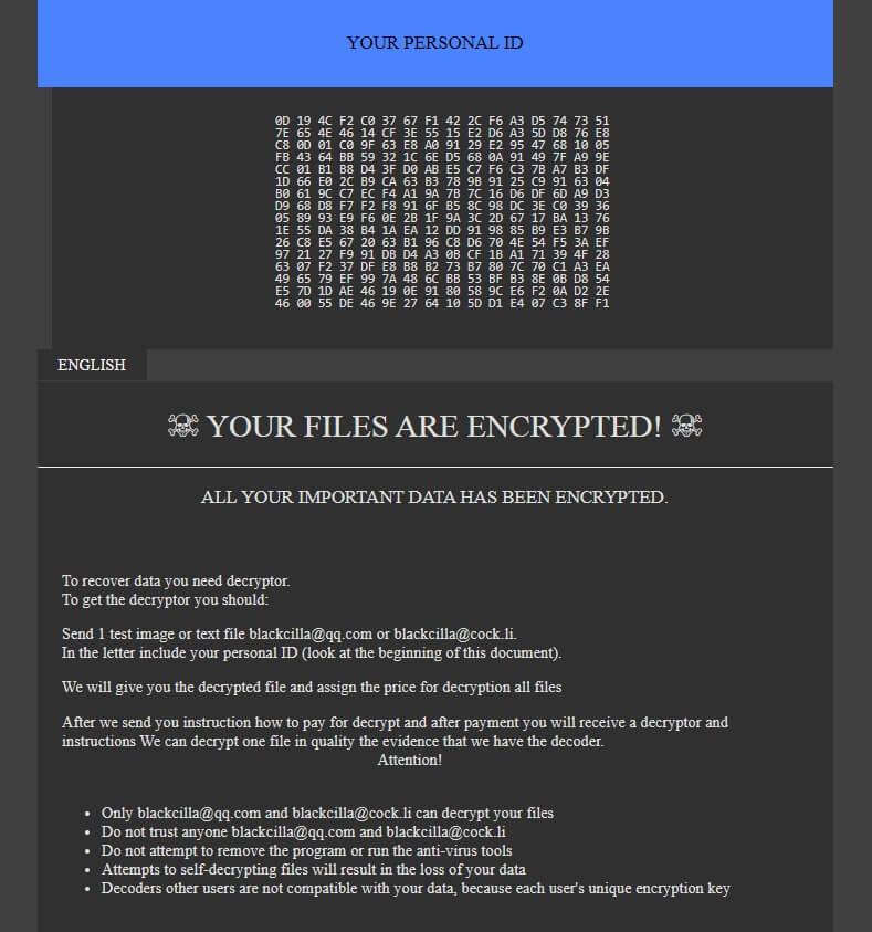 stf-cilla-virus-file-globeimposter-ransomware