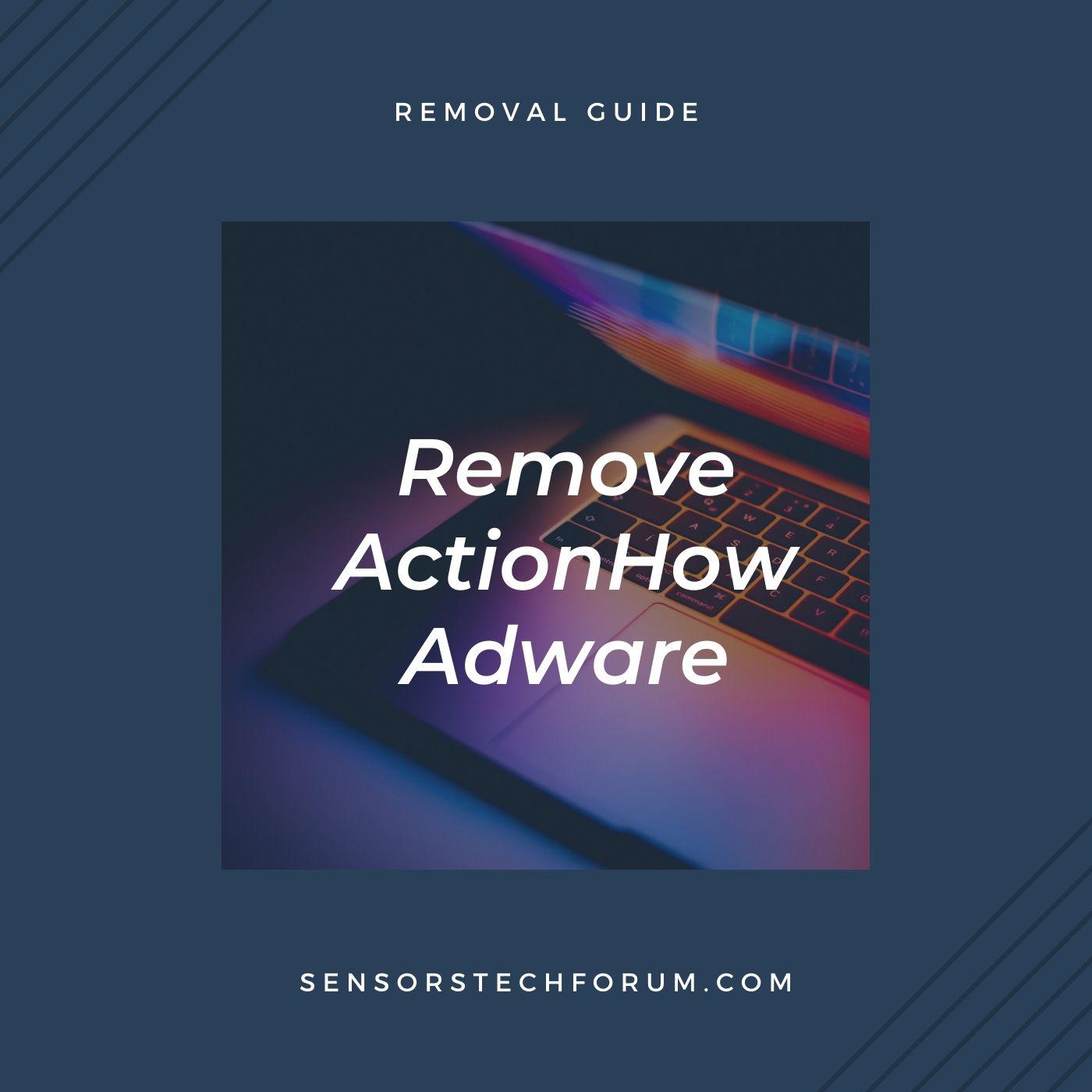 ActionHow mac guida la rimozione dei virus