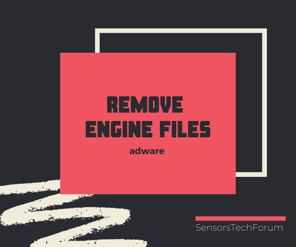 EngineFiles Adware Mac Virus Removal Guide stf