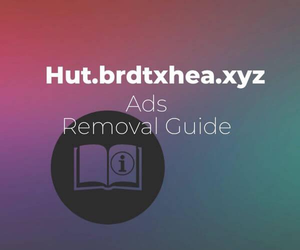 Remove Hut.brdtxhea.xyz Ads from Mac