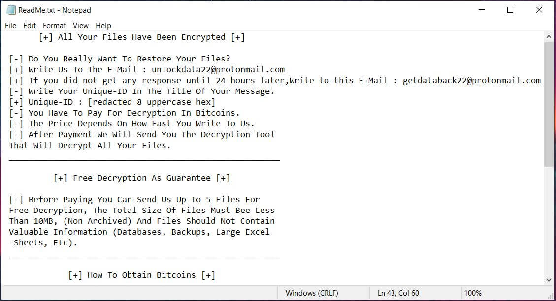 remove AWT ransomware restore .AWT files