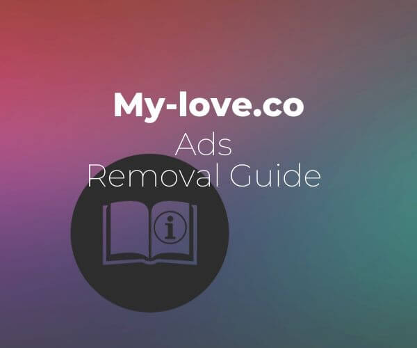 remover My-love.co STF vírus