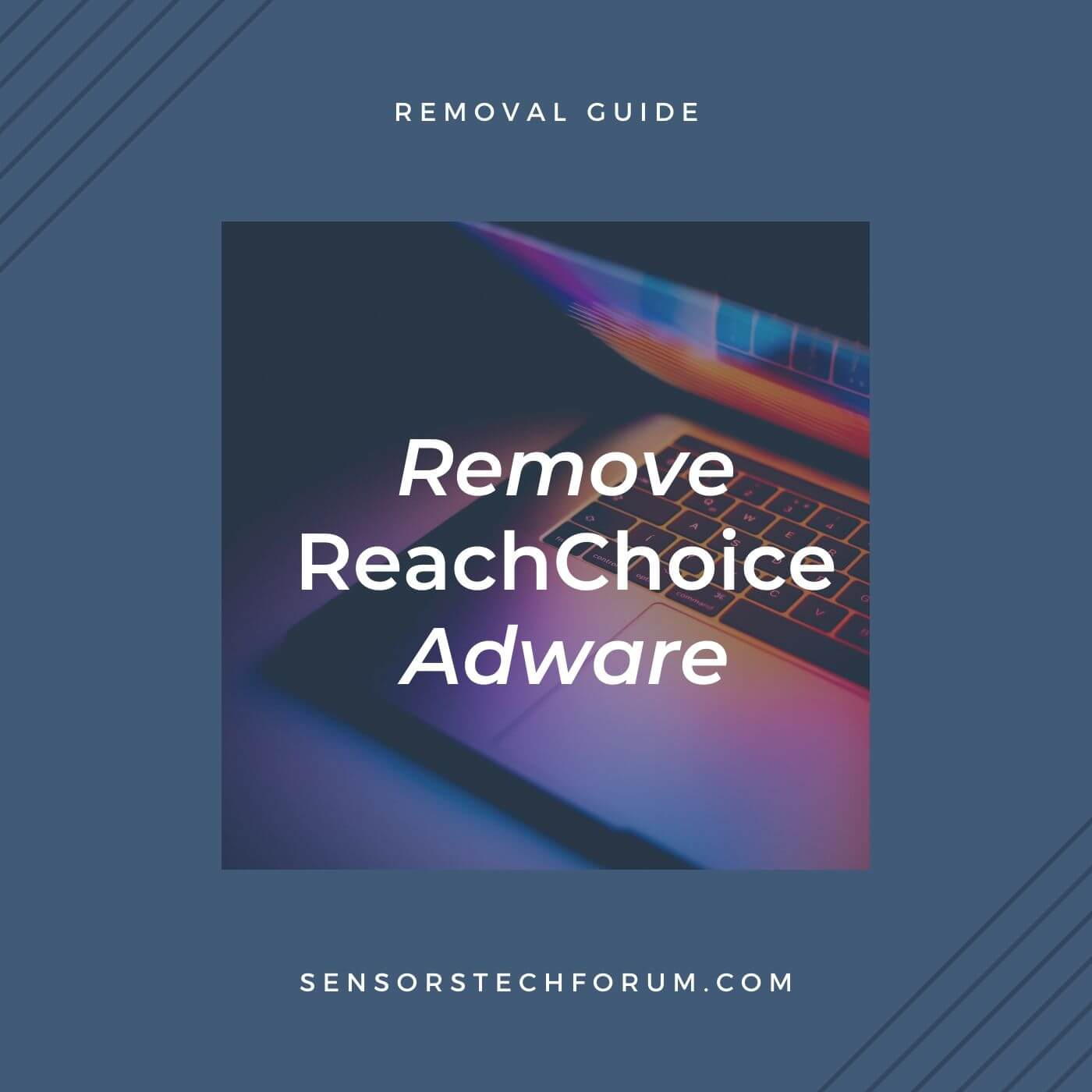 remove ReachChoice Adware from mac