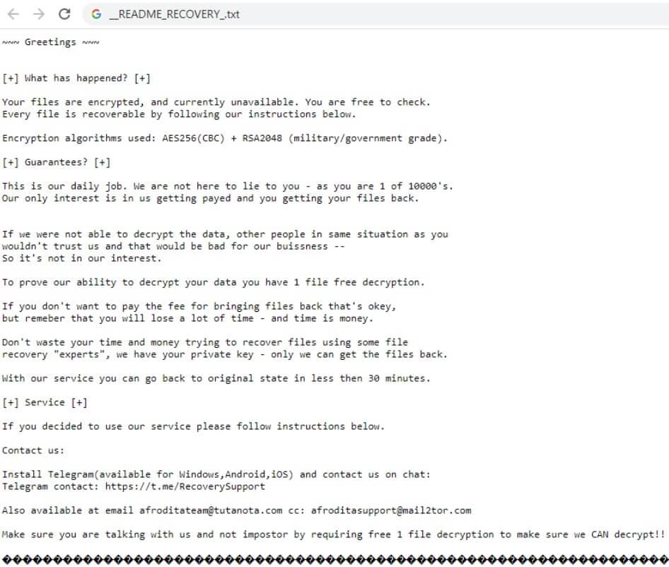 stf-afrodita-ransomware