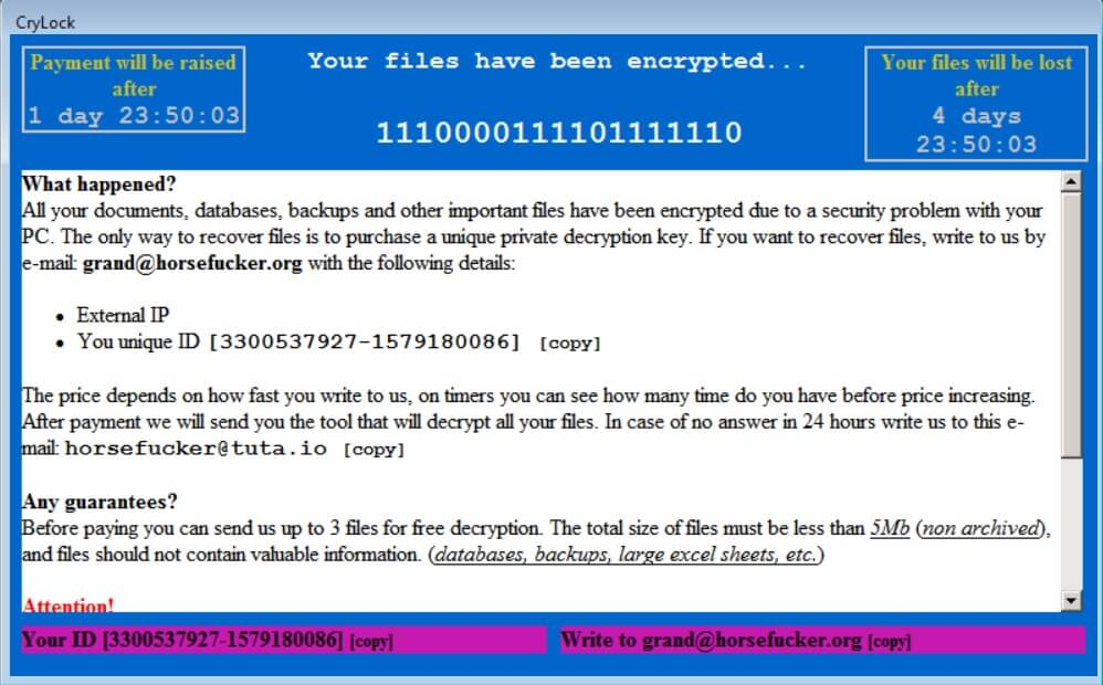 stf-grand@horsefucker.org-crylock-ransomware-note