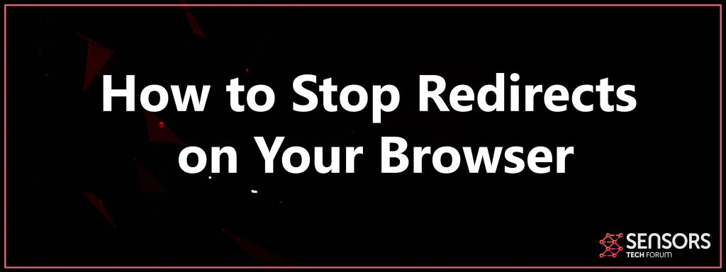 How to Stop Redirects on Your Browser