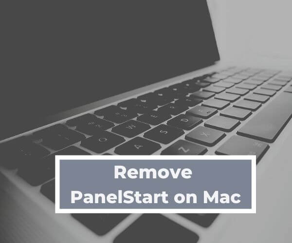 entfernen PanelStart mac Virus
