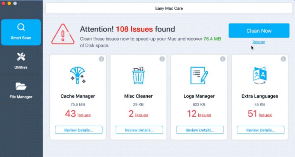 remove easy mac care pup stf guide