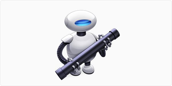 Mac-Automator-pictogram