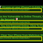 Notice-Device-Club virus calendar iphone removal guide