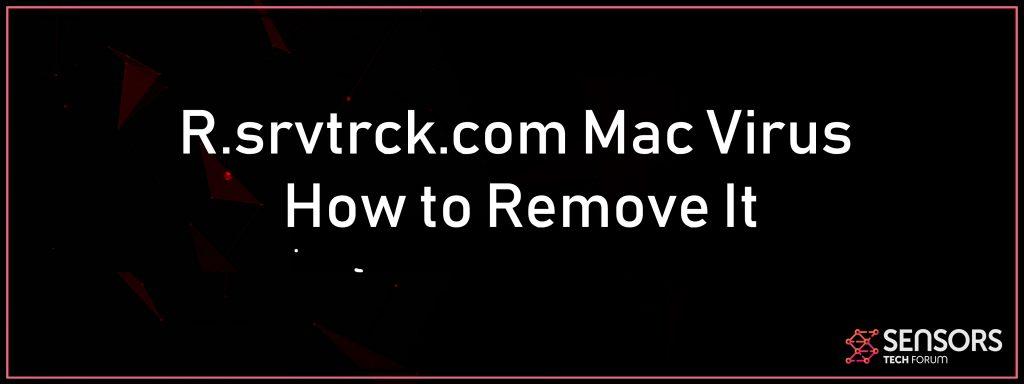 remove R.srvtrck.com mac virus redirect stf guide