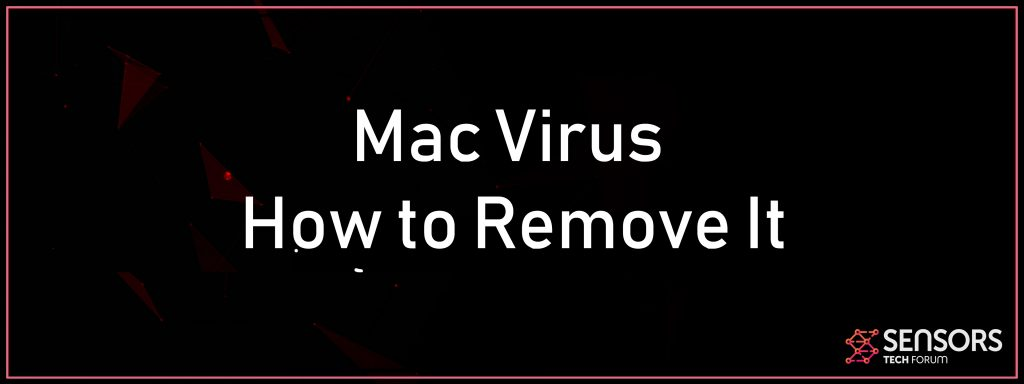 how to remove malware from mac virus removal