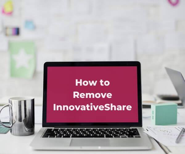 InnovativeShare Virus auf Mac entfernen