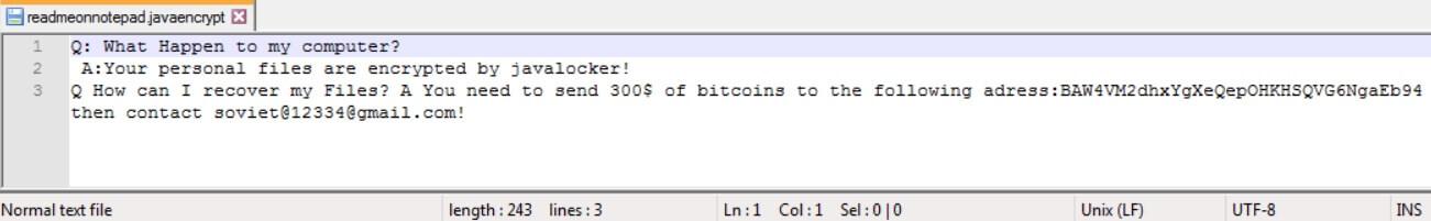 stf-javaencrypt-file-virus-Javaencrypt-ransomware