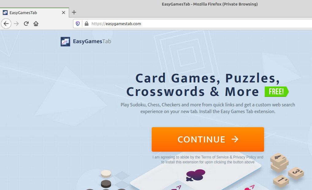EasyGamesTab.com redirect image