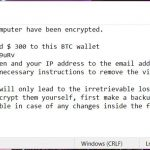 Gula ransomware ransom note HOW TO DECRYPT FILES txt