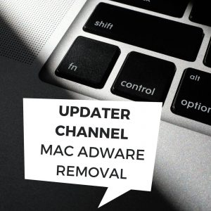 remove Updater Channel mac virus