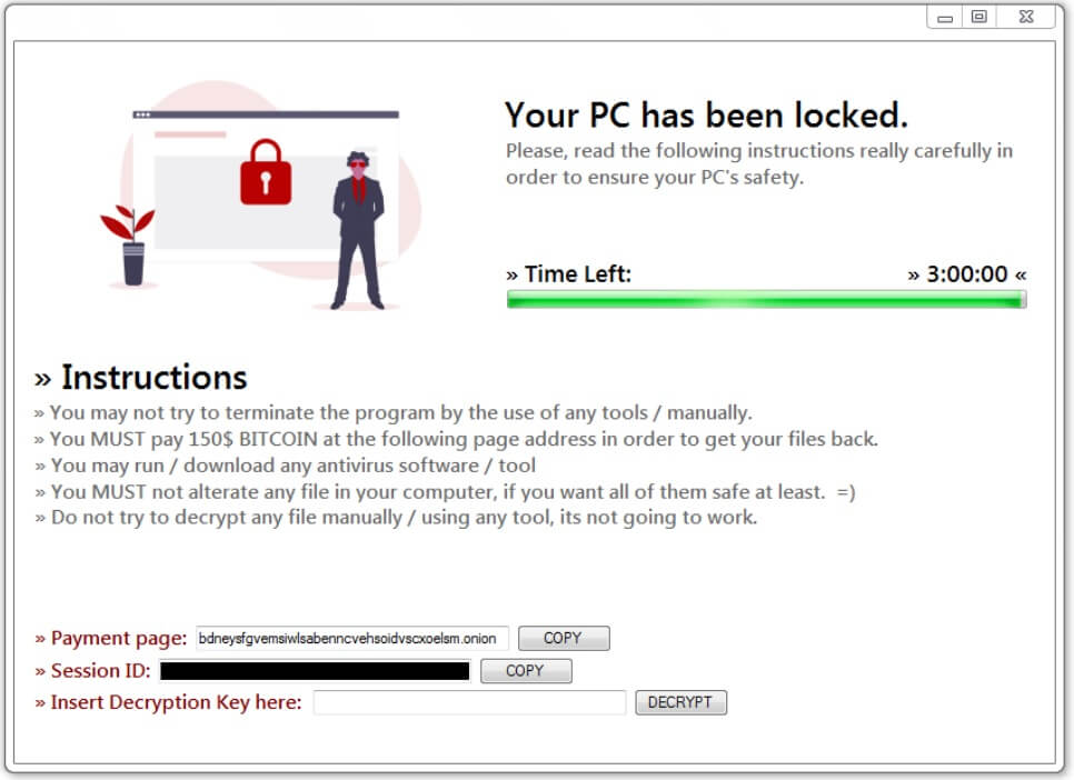 stf-dodged-virus-files-ransomware-note-text