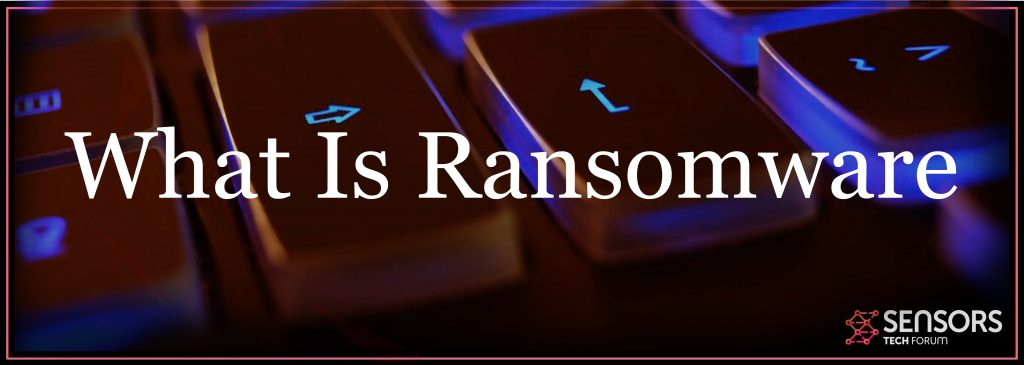 ransomware virus meaning prevention removal