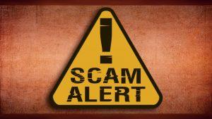 online scams types dangers prevention