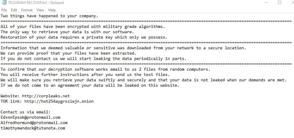 stf-TELEGRAM-virus-file-ransomware-note