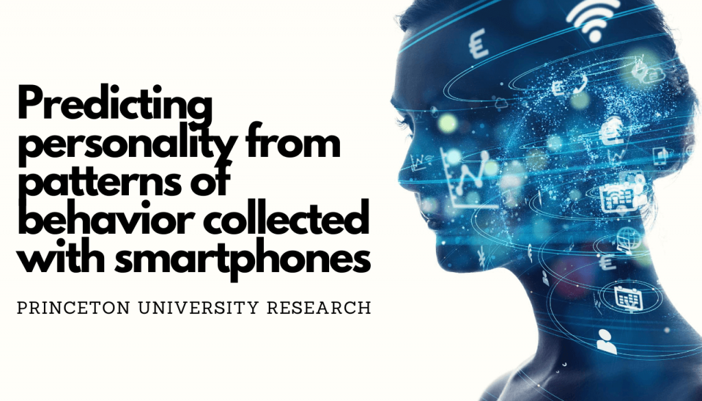 How You Use Your Smartphone Can Predict Your Personality Traits - RapidAPI